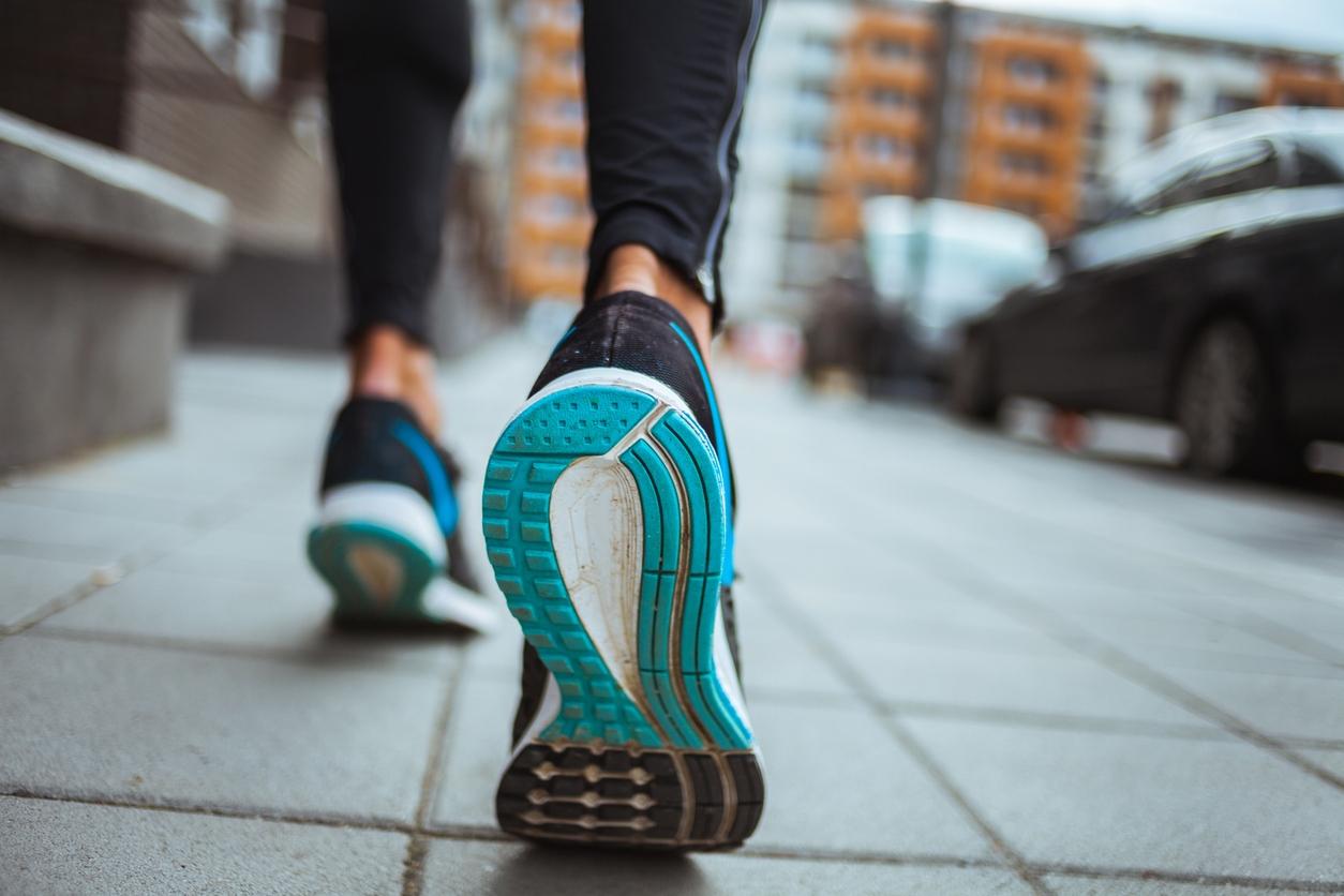 american heart association steps per day