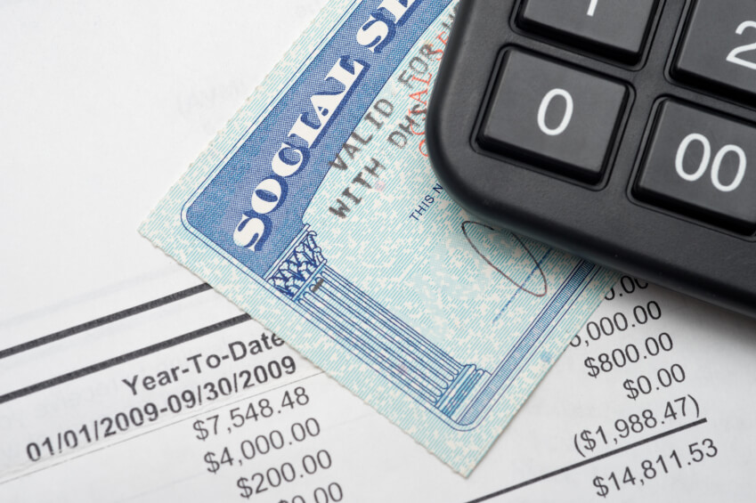 Stock options social security income