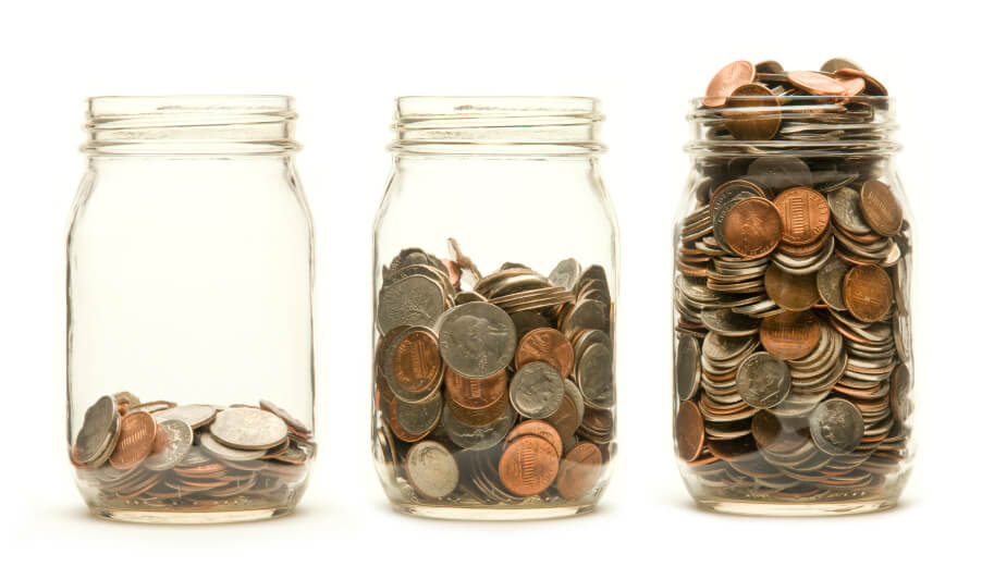 Working with a financial advisor means you are saving more.