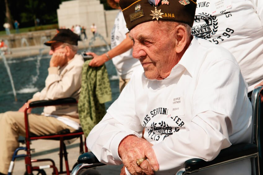 Long Term Care Benefit for All Veterans and their Spouses