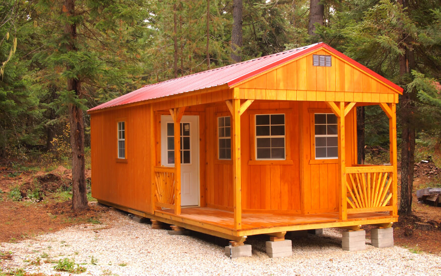Making a tiny house work for your retirement plan for Small houses for seniors