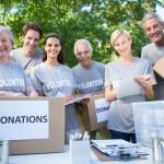 Retirees Giving Back