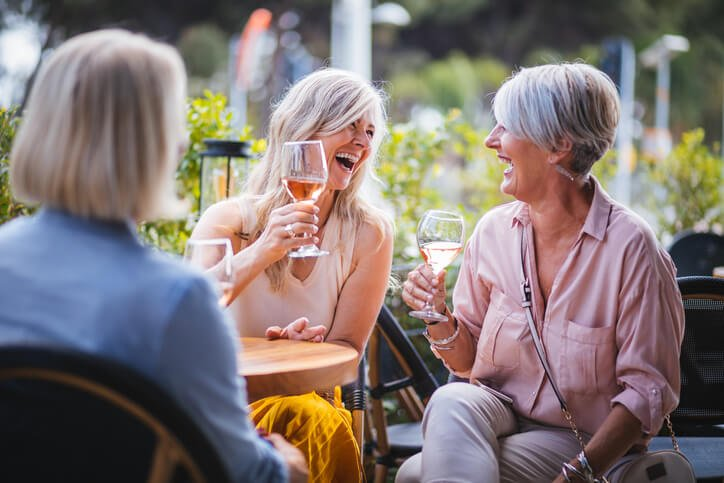 what to do in retirement keep in contact with friends