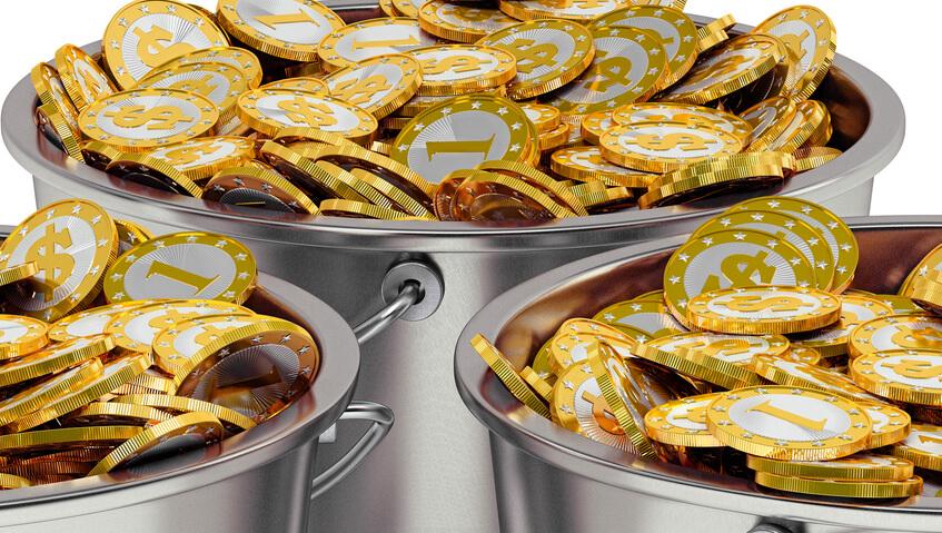 retirement bucket strategy