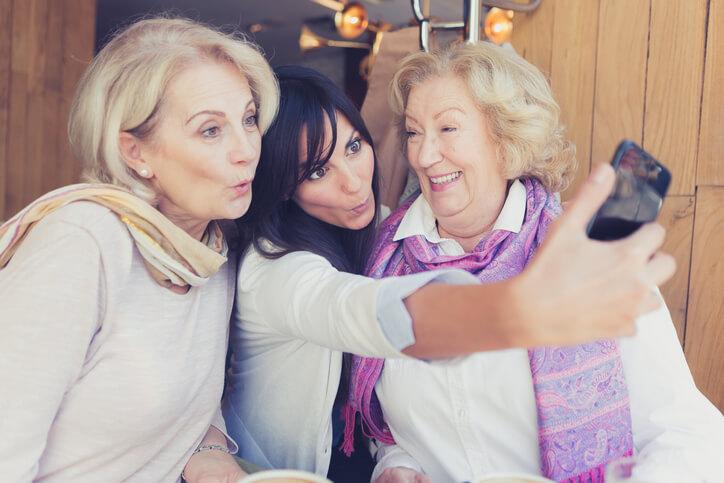 friendships across generations