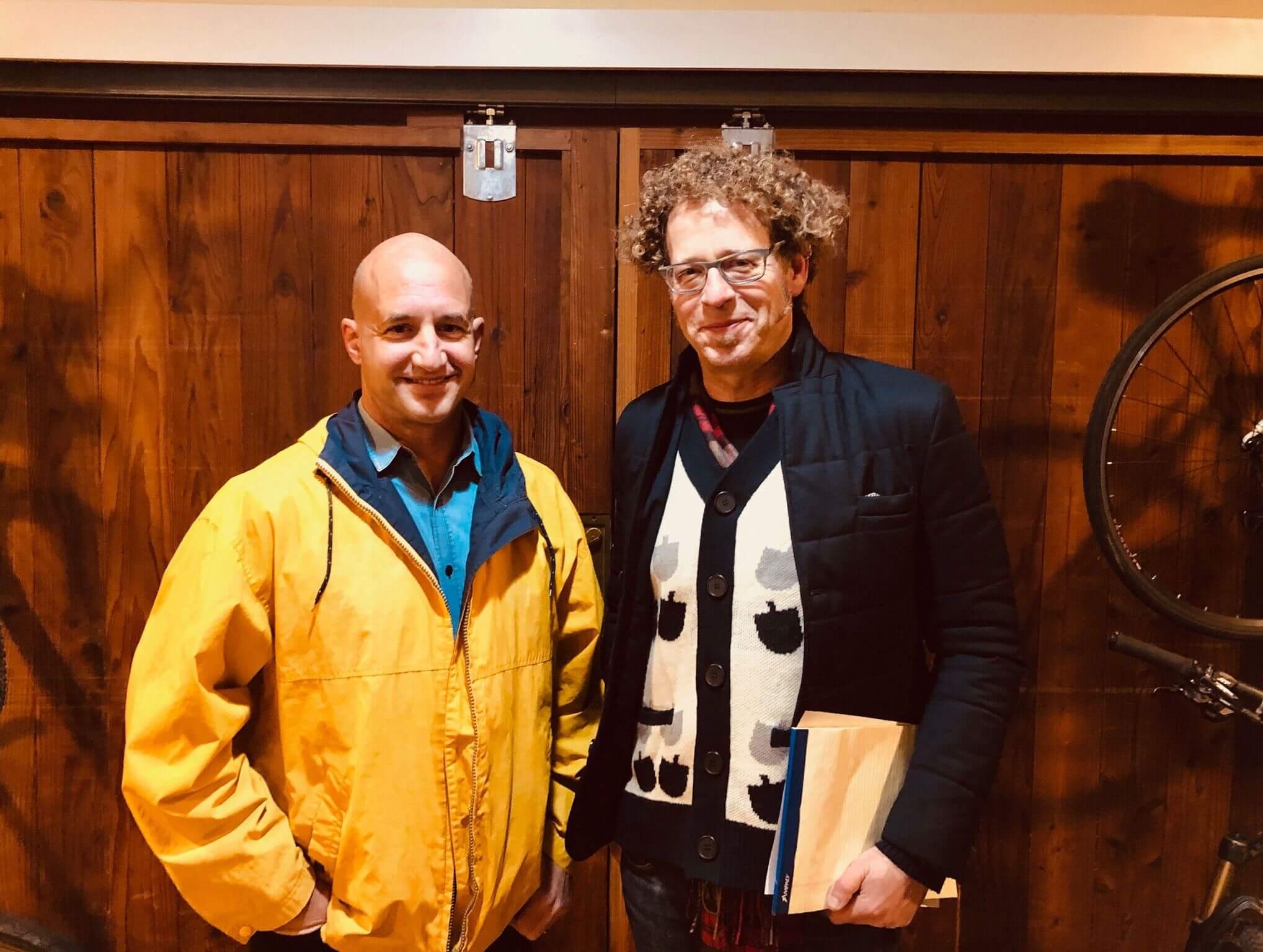 Ken Goldberg & Eric Brewer